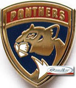 Значок Florida Panthers (new logo) 330.00 р.